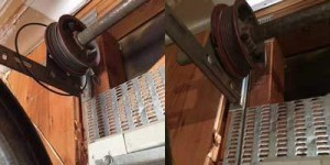 lion-garage-doors-new-cables